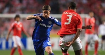 Torres vs Benfica