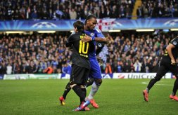 Drogba5 vs Barcelona