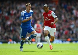 Walcott vs Arsenal