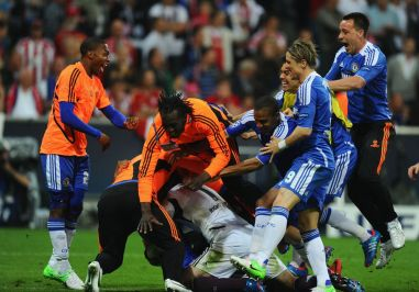 Chelsea4 vs Bayern Munich
