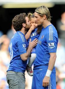 Mata & Torres vs Blackburn