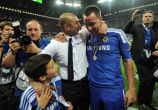 RDM & Terry vs Bayern Munich