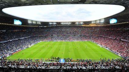 Stadium vs Bayern Munich