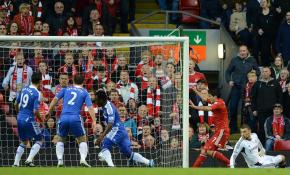 Suarez1 vs Liverpool