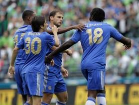 Chelsea Sounders Soccer