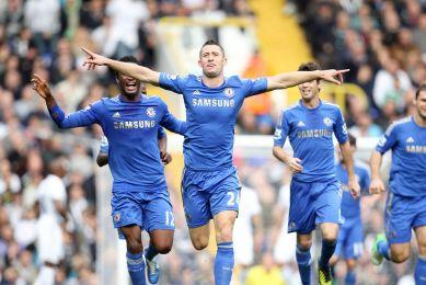 Chelsea+V+Tottenham