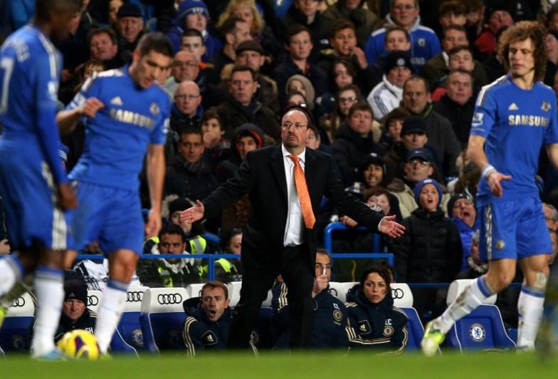 Chelsea 0 Fulham 0 (14)
