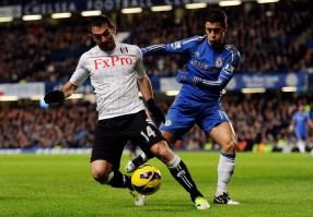 Chelsea 0 Fulham 0 (15)