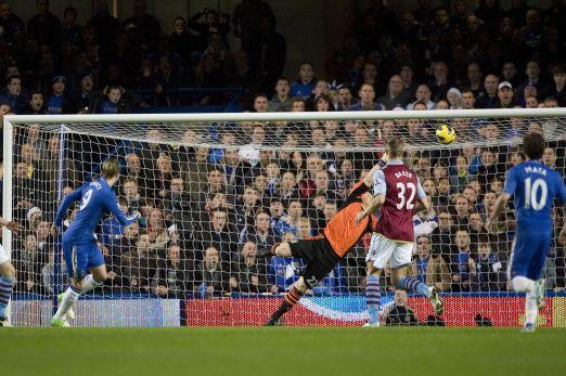 Chelsea 8 Aston Villa 0 (18)