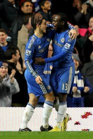 Chelsea 8 Aston Villa 0 (29)