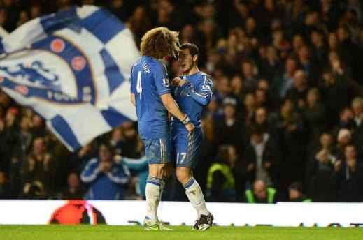 Chelsea 8 Aston Villa 0 (37)