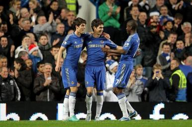 Chelsea 8 Aston Villa 0 (38)