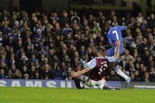 Chelsea 8 Aston Villa 0 (8)