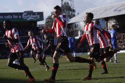 Brentford 2 Chelsea 2 (6)