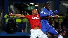 Chelsea 0 Swansea 2 (16)