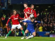 Chelsea v Swansea City - Capital One Cup Semi-Final