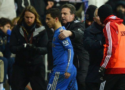 Swansea 0 Chelsea 0 (16)