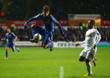 Swansea 0 Chelsea 0 (18)