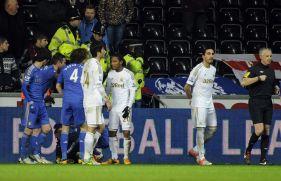 Swansea 0 Chelsea 0 (22)