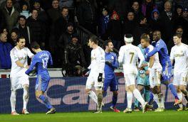 Swansea 0 Chelsea 0 (25)