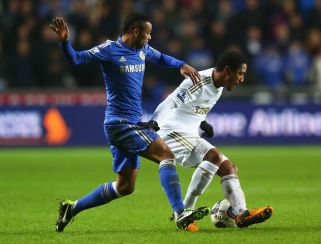 Swansea 0 Chelsea 0 (34)
