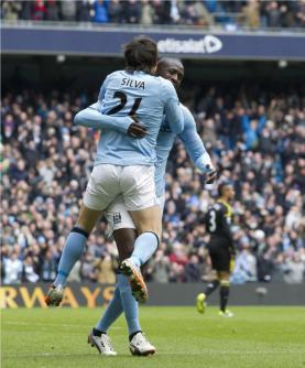 Manchester City 2 Chelsea 0 (10)