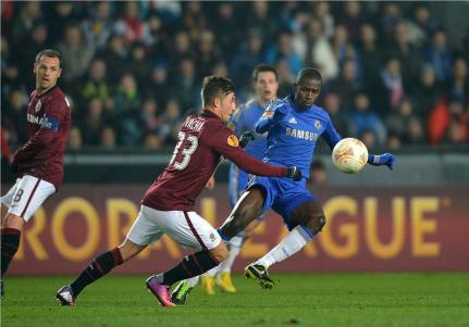 Sparta Prague 0 Chelsea 1 (23)