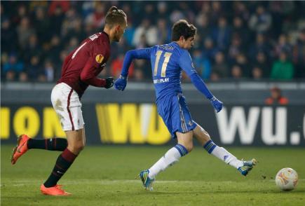 Sparta Prague 0 Chelsea 1 (26)
