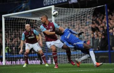 Chelsea 2 West Ham 0 (1)