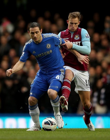 Chelsea 2 West Ham 0 (17)