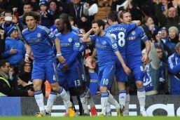 Chelsea 2 West Ham 0 (24)