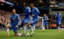 Chelsea 2 West Ham 0 (7)