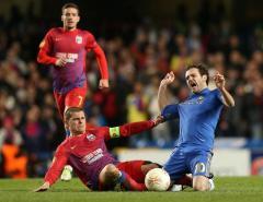 Chelsea 3 Steaua Bucharest 1 (12)