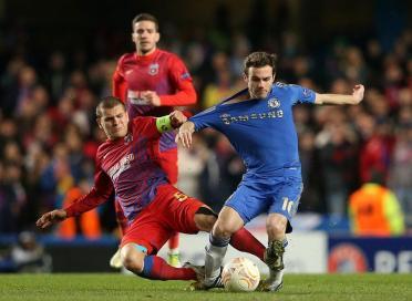 Chelsea 3 Steaua Bucharest 1 (13)