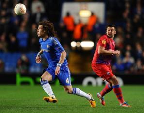 Chelsea 3 Steaua Bucharest 1 (15)