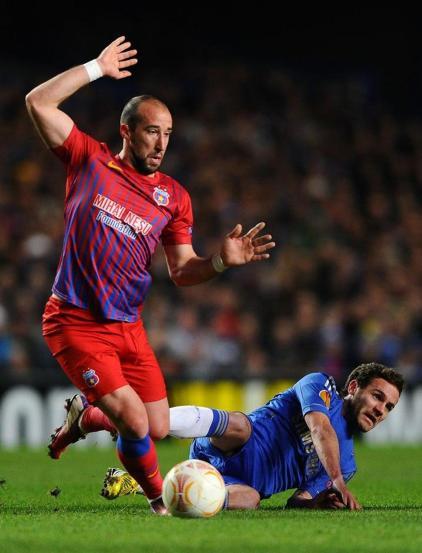 Chelsea 3 Steaua Bucharest 1 (18)