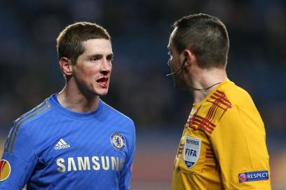Chelsea 3 Steaua Bucharest 1 (24)