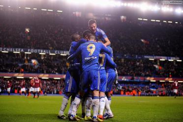 Chelsea 1 Sparta Prague 1 (13)