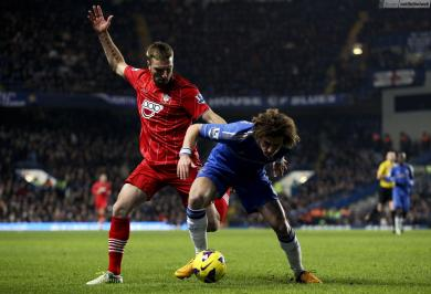 Chelsea 2 Southampton 2 (3)