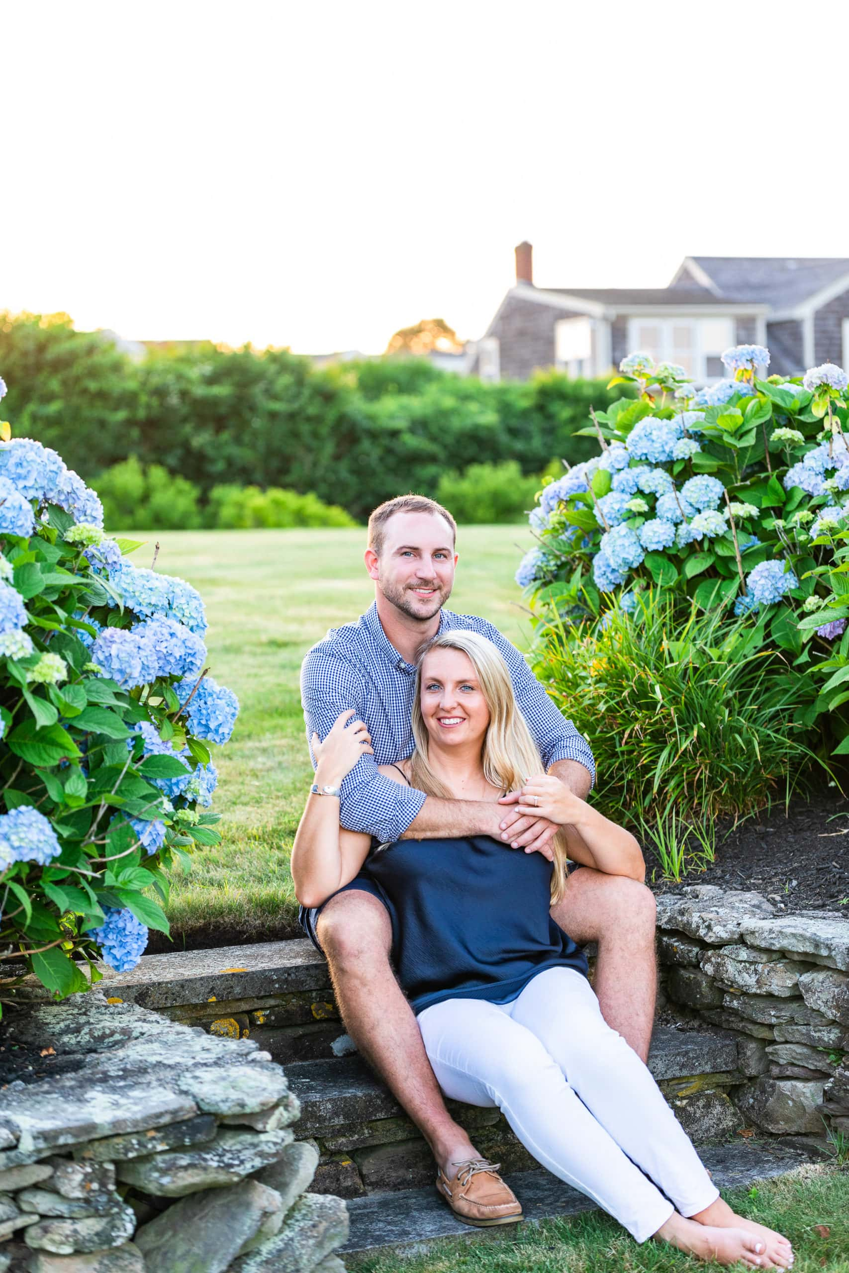 Cape Cod Engagement Photographer serving cape cod engaged couple