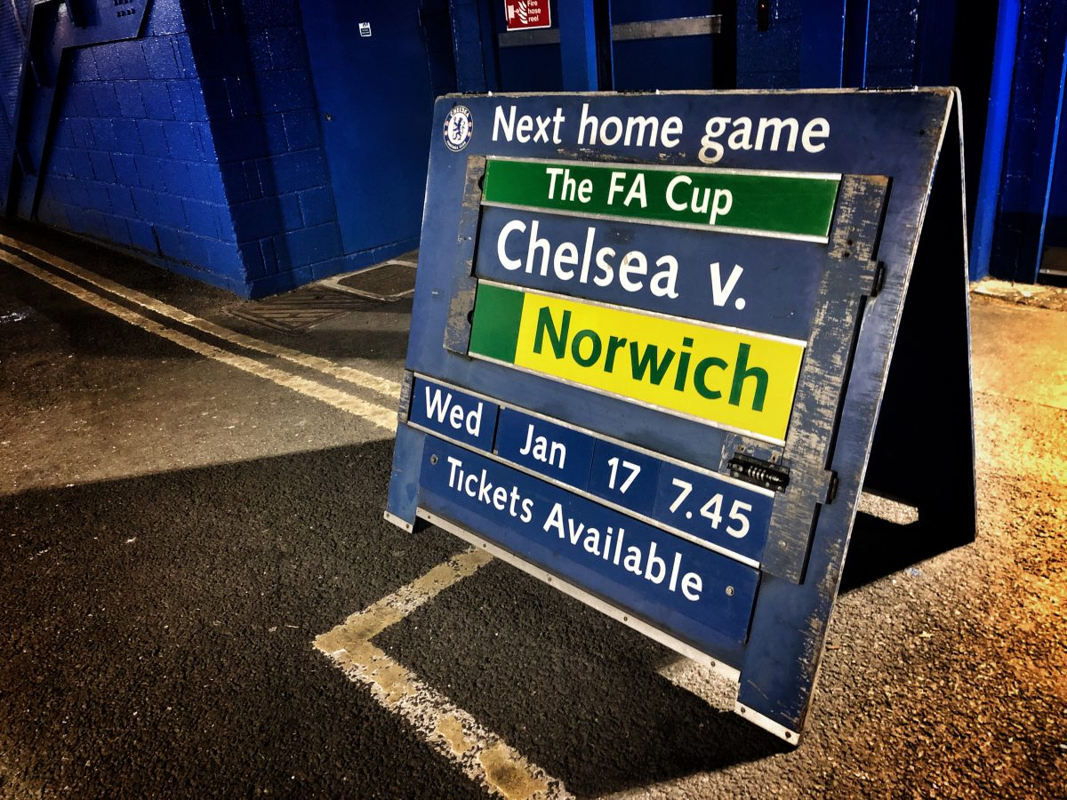 Behind-closed-doors could result in a range of kick-off times for Chelsea