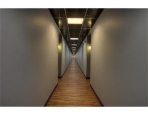 spencer-lofts-blue-hallway