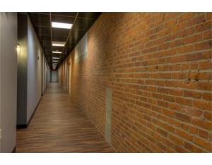 spencer-lofts-brick-hallway