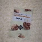 REVIEW | Snail Smoothening & Firming Face Mask by Etude