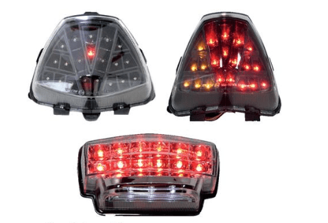 Competition Werkes Integrated Taillights