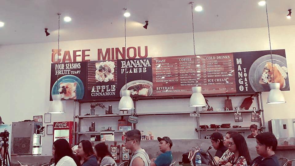 Cafe Minou
