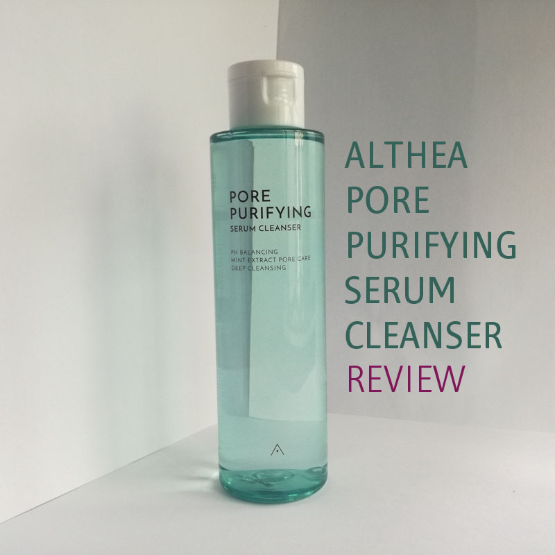 Pore Purifying Serum Cleanser