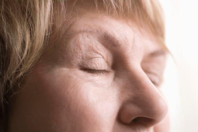 The Sensitive Skin around Your Eyes