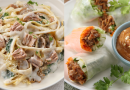 Tuna Recipe Ideas For Lent – Pasta and Spring Rolls!