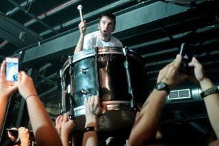 Tyler Joseph | twenty|one|pilots | Nashville, TN | Cannery Ballroom | October 17, 2013
